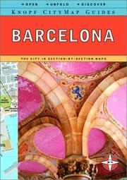 Cover of: Barcelona (Citymap Guide)