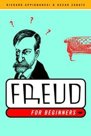 Cover of: Freud for Beginners