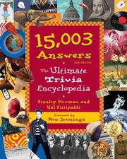 Cover of: 15,003 Answers