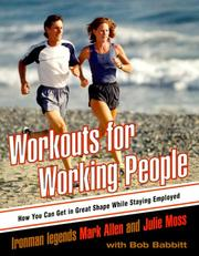 Cover of: Workouts For Working People