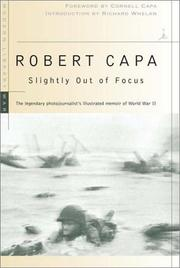 Cover of: Slightly Out of Focus (Modern Library War)