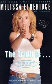 Cover of: The Truth Is . . .