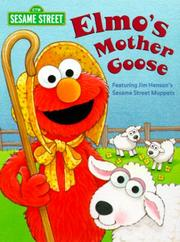 Cover of: Elmo's Mother Goose