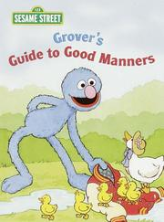 Cover of: Grover's Guide to Good Manners