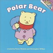 Cover of: Polar Bear (Pictureback(R))