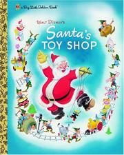 Cover of: Santa's Toy Shop (Big Little Golden Book)