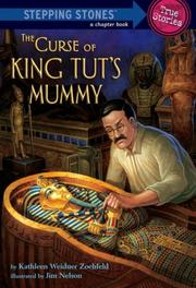 Cover of: The Curse of King Tut's Mummy (A Stepping Stone Book(TM))