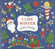 Cover of: I Like Winter