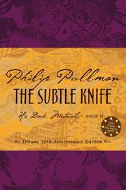 Cover of: The Subtle Knife Deluxe Edition (His Dark Materials)