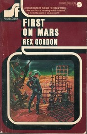 Cover of: First on Mars