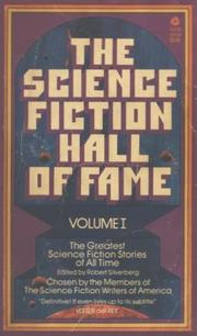 Cover of: The science fiction hall of fame: the greatest science fiction stores of all time.