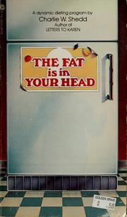 Cover of: The fat is in your head