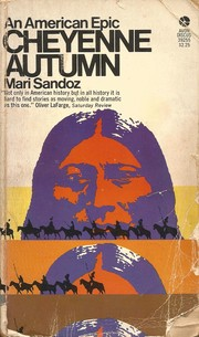 Cover of: An American Epic Cheyenne Autumn
