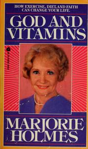 Cover of: God and Vitamins