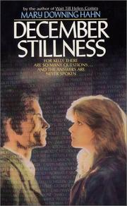 Cover of: December Stillness
