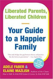 Cover of: Liberated Parents, Liberated Children