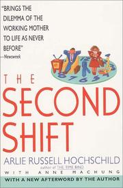 Cover of: The Second Shift