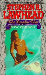Cover of: Song of Albion (The Paradise War, Book One)