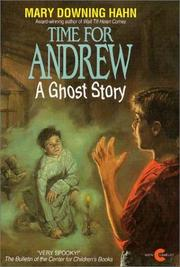 Cover of: Time for Andrew: a ghost story