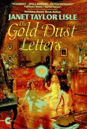 Cover of: The Gold Dust Letters (Investigators of the Unknown, Book 1)