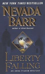Cover of: Liberty Falling (Anna Pigeon Mysteries)