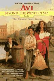 Cover of: Beyond the western sea