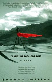 Cover of: Mao Game