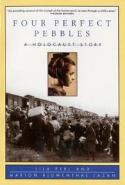Cover of: Four Perfect Pebbles