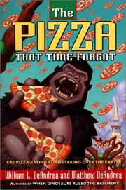 Cover of: The Pizza That Time Forgot