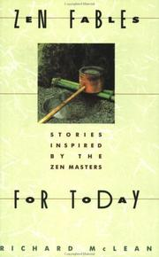 Cover of: Zen Fables for Today
