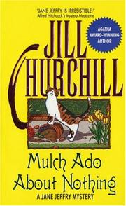 Cover of: Mulch Ado About Nothing (Jane Jeffry Mystery Series #12)