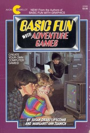 Cover of: Basic Fun With Adventure Games