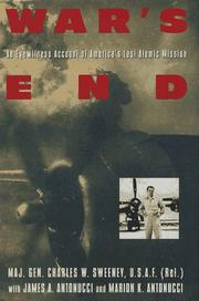 Cover of: War's End