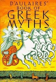 Cover of: D'aulaire's Book of Greek Myths