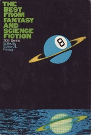 Cover of: The Best from Fantasy and Science Fiction, 20th Series