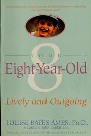 Cover of: Your Eight-Year-Old