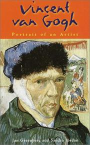Cover of: Vincent Van Gogh: Portrait of an Artist