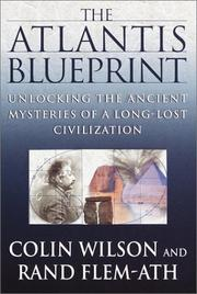 Cover of: The Atlantis Blueprint