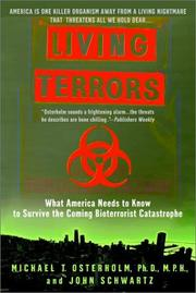 Cover of: Living Terrors