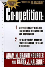 Cover of: Co-Opetition : A Revolution Mindset That Combines Competition and Cooperation