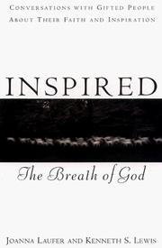 Cover of: Inspired