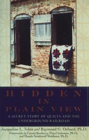 Cover of: Hidden in Plain View