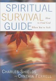 Cover of: Spiritual Survival Guide