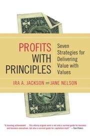 Cover of: Profits with Principles