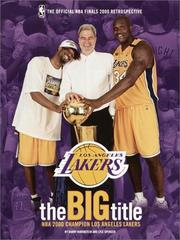 Cover of: The Big Title Champion Los Angeles Lakers