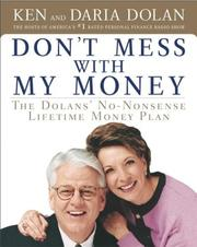 Cover of: Don't Mess with My Money