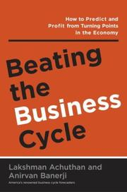 Cover of: Beating the Business Cycle