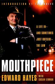 Cover of: Mouthpiece