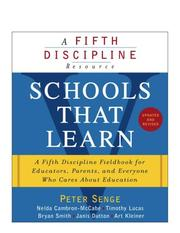 Cover of: Schools That Learn (Updated and Revised)