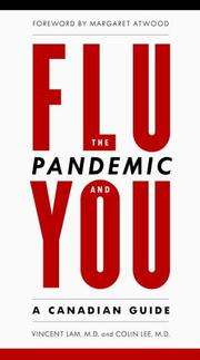 Cover of: The Flu Pandemic and You